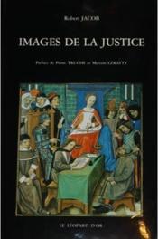 Images de la justice - Couverture - Format classique