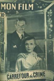 Mon Film N° 123 - Carrefour Du Crime - Couverture - Format classique