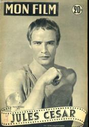 Mon Film N° 392 - Jules Cesar - Couverture - Format classique