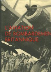 L'Aviation De Bombardement Britanique - Couverture - Format classique
