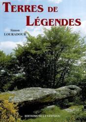 Terres de légendes - Couverture - Format classique