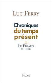 Chroniques du temps présent t.2 - Couverture - Format classique