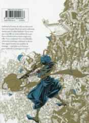 Altaïr T.7 - 4ème de couverture - Format classique