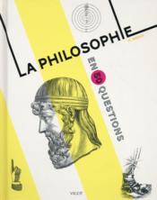La philosophie en 50 questions - Couverture - Format classique
