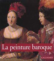 La peinture baroque - Intérieur - Format classique