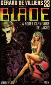 Foret Carnivore Jaghd - Couverture - Format classique