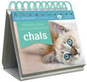 Almaniak pensées pour les amoureux des chats (édition 2020) - Couverture - Format classique
