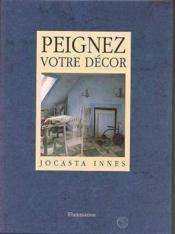 Peignez votre decor (nouvelle edition) - Couverture - Format classique