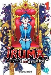 Iruma à l'école des démons T.1 - Couverture - Format classique