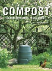 Compost ; un fertilisant naturel pour le jardin - Couverture - Format classique