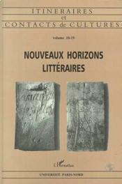 Nouveaux Horizons Litteraires - Couverture - Format classique