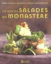 Les bonnes salades du monastère - Intérieur - Format classique
