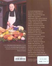 Les bonnes salades du monastère - 4ème de couverture - Format classique
