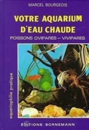 Aquarium D'Eau Chaude - Couverture - Format classique