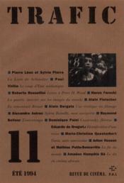 Revue Trafic N.11 - Couverture - Format classique
