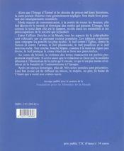 Carte postale antisemite (la) de l'affaire dreyfus a la shoah - 4ème de couverture - Format classique