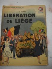 Liberation De Liege - Couverture - Format classique