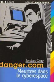 Meurtres Dans Le Cyberespace - Intérieur - Format classique