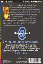 Meurtres Dans Le Cyberespace - 4ème de couverture - Format classique