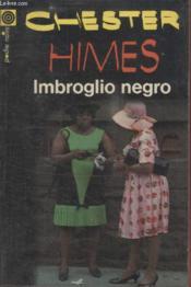 Collection La Poche Noire. N° 143 Imbroglio Negro. - Couverture - Format classique
