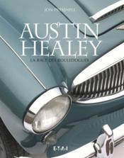 Austin healey, la race des bouledogues - Couverture - Format classique