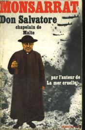 Don Salvatore, Chapelain De Malte - Couverture - Format classique