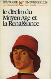 Le Delcin Du Moyen Age Et De La Renaissance - Couverture - Format classique