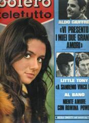 Bolero Film Teletutto - N°1081 - Couverture - Format classique