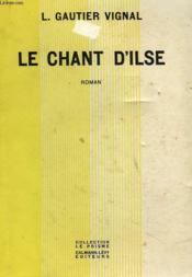 Le Chant D'Ilse - Couverture - Format classique