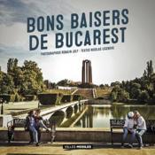 Bons baisers de Bucarest - Couverture - Format classique