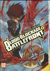 Blood blockade battlefront T.1 - Couverture - Format classique