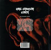 King Crimson cover - 4ème de couverture - Format classique