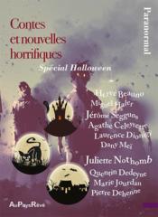 Contes et nouvelles horrifiques - Couverture - Format classique