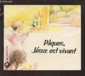 Paques Jesus Est Vivant - Couverture - Format classique