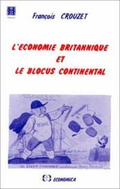 Economie britannique - Couverture - Format classique