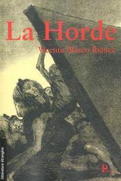 La Horde - Intérieur - Format classique