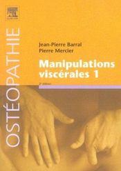 Manipulations Viscerales T.1 (2e édition) - Intérieur - Format classique