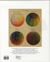 La couleur dans l'art - 4ème de couverture - Format classique