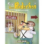 Les Bidochon T.9 ; Les Fous Sont Laches - Couverture - Format classique