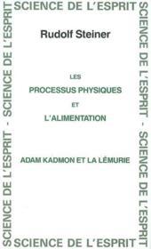 Processus Physiques Et L'Alimentation - Couverture - Format classique