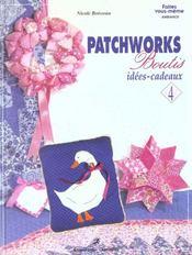 Patchworks Boutis - Idees Cadeaux - Intérieur - Format classique