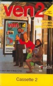Ven 2 Livre De L'Eleve - Couverture - Format classique