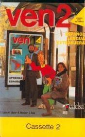 Ven 2 Livre De L'Eleve - Intérieur - Format classique