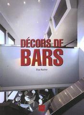 Decors de bars - Intérieur - Format classique