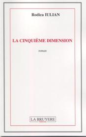 La cinquième dimension - Couverture - Format classique