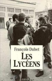 Lyceens (Les) - Couverture - Format classique