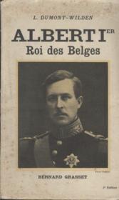 Albert 1er Roi Des Belges. - Couverture - Format classique