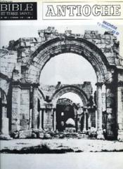 Bible Et Terre Sainte, N° 128, Fev. 1971 - Couverture - Format classique