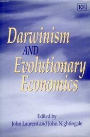 Darwinism And Evolutionary Economics - Couverture - Format classique