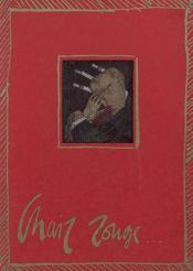 Chair Rouge - Couverture - Format classique